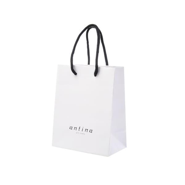 antina / ショッピングバッグSS (幅16×マチ9×高さ20cm)