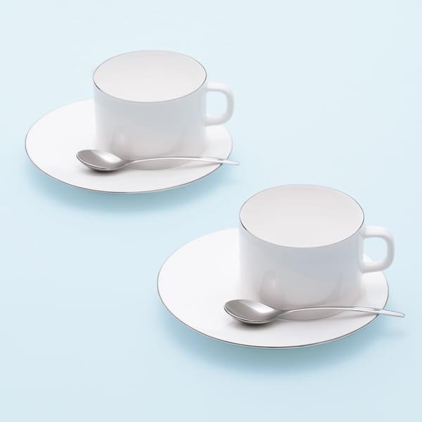VENTOUEST / ケイト ペアコーヒーカップ&ソーサー