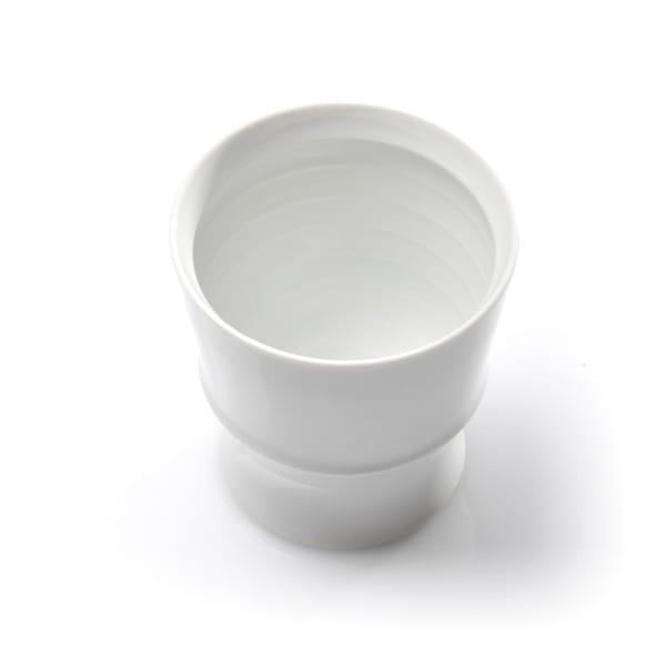 和山 / 波佐見焼 シングルカップ 白磁