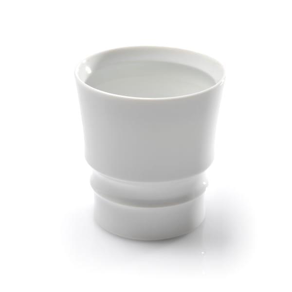 和山 / 波佐見焼 ルーフカップ 白磁
