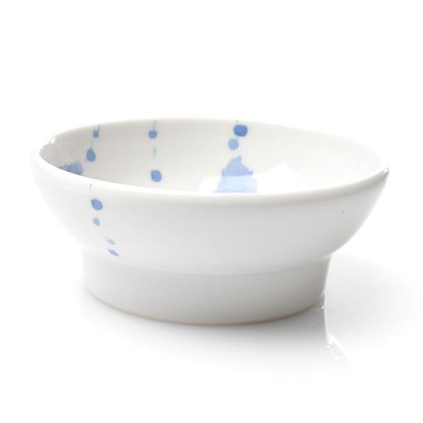 永立寺窯 / 砥部焼 4寸鉢 しずく