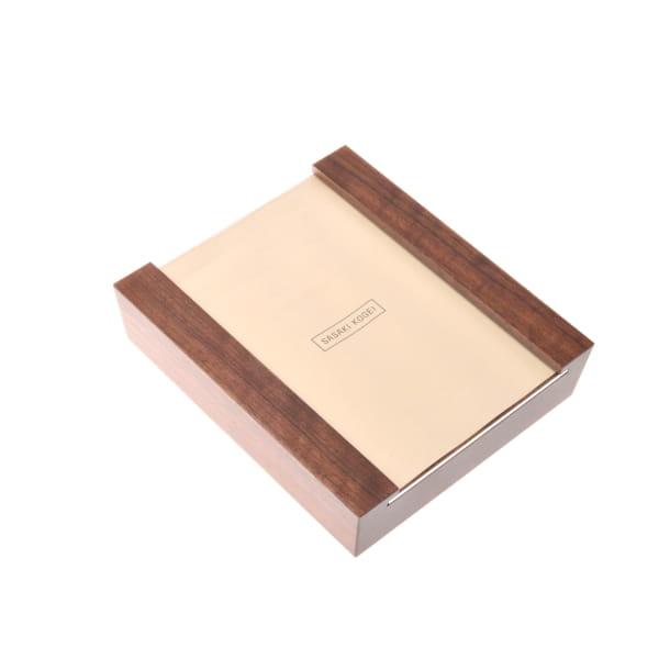 ササキ工芸 / ポストカードフレーム(ウォルナット)