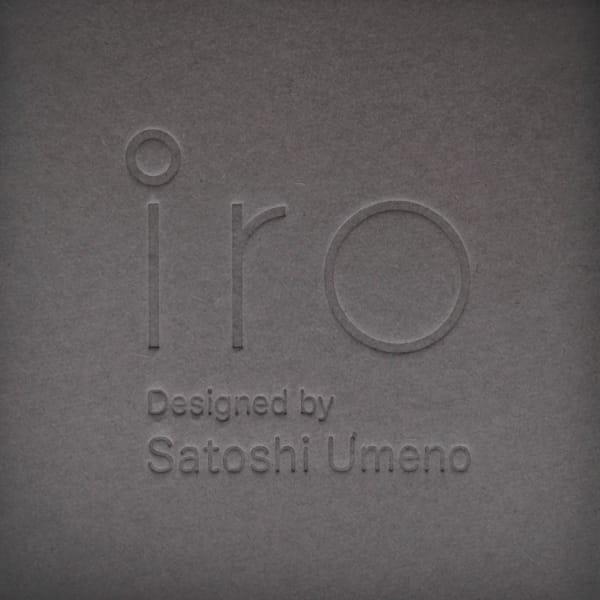 iro / GARDEN-Tea(ブルー&グリーン)
