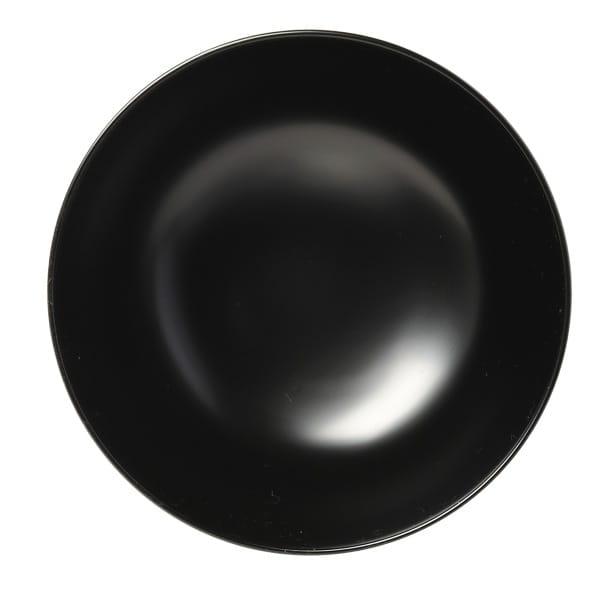 たに屋 / 山中漆器 漆塗布張汁椀(黒)