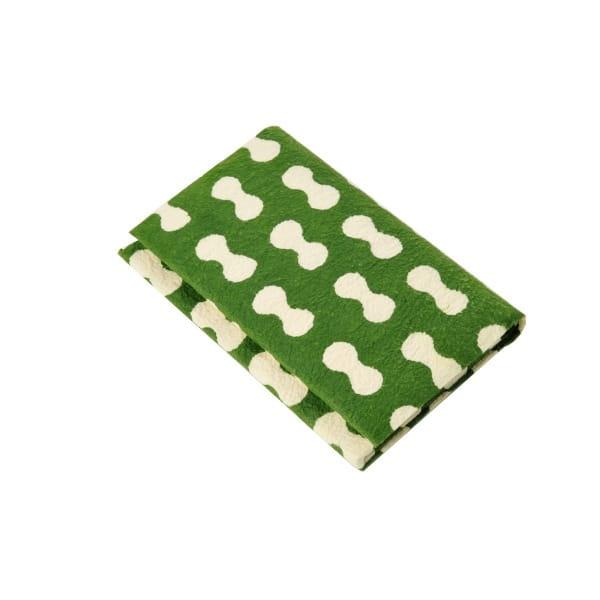 八尾和紙(桂樹舎) / 名刺入れ まゆ(緑)