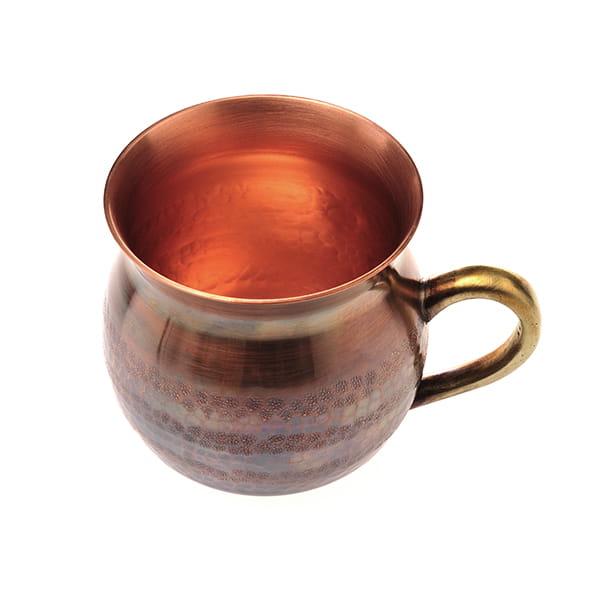 長澤製作所 / 銅製ビアジョッキ(ボーダー)