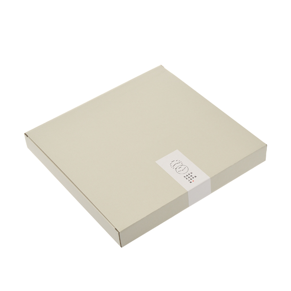 作山窯 / URBAN Gray 25cm
