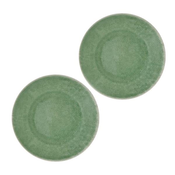 作山窯 / URBAN Green 22cmペアセット