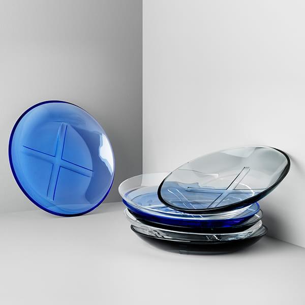 コスタ ボダ / BRUK プレートペアセット WATER BLUE