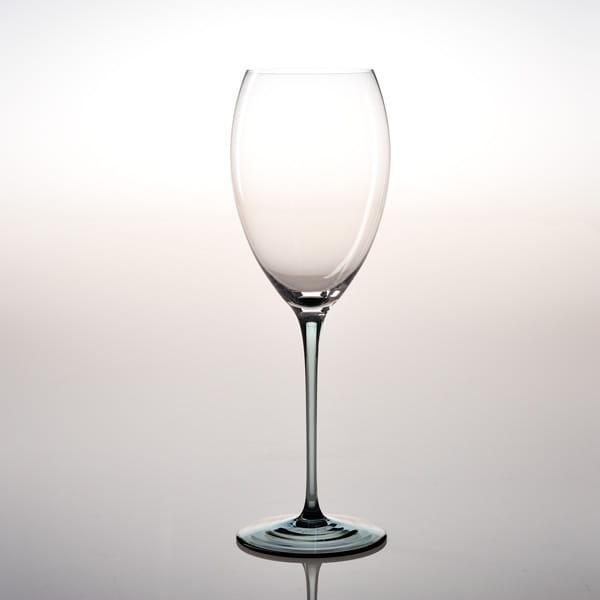 Sghr スガハラ / リジカーレ ワイングラス インディゴ