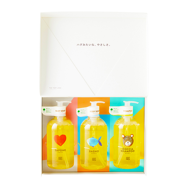 MammaBaby / THE GIFT BOX ベーシックセット