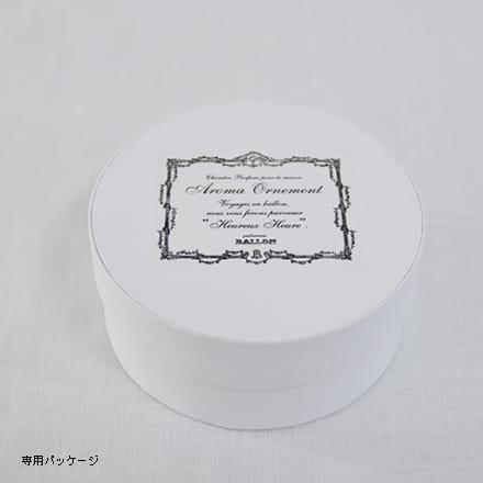 BALLON / パフュームボトル ラウンド (タッセル/ゴールド)