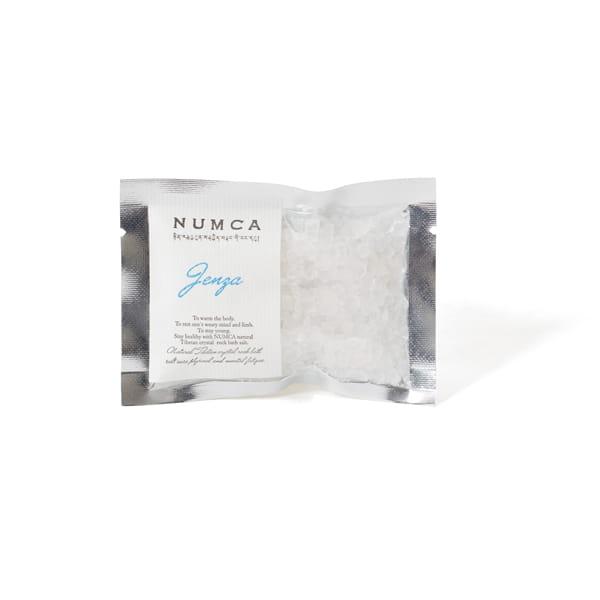 NUMCA / バスソルト トライアルパック(チーツァ、ジェンツァ、カルーツァ)
