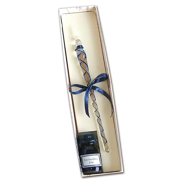 RUBINATO(ルビナート) ALFガラスペンインクセット(blue)