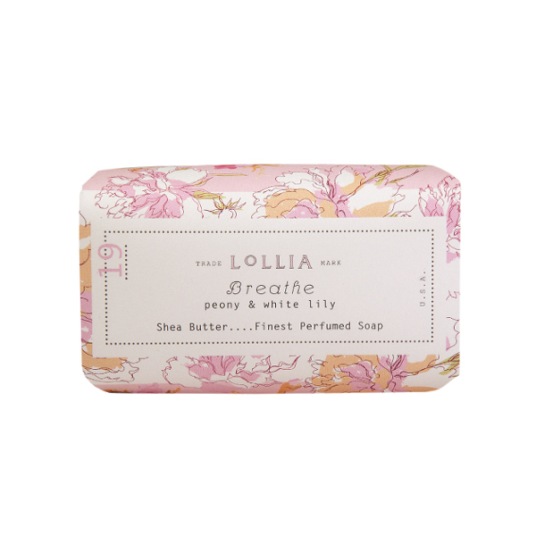 LoLLIA(ロリア) フレグランスソープ Breathe your name