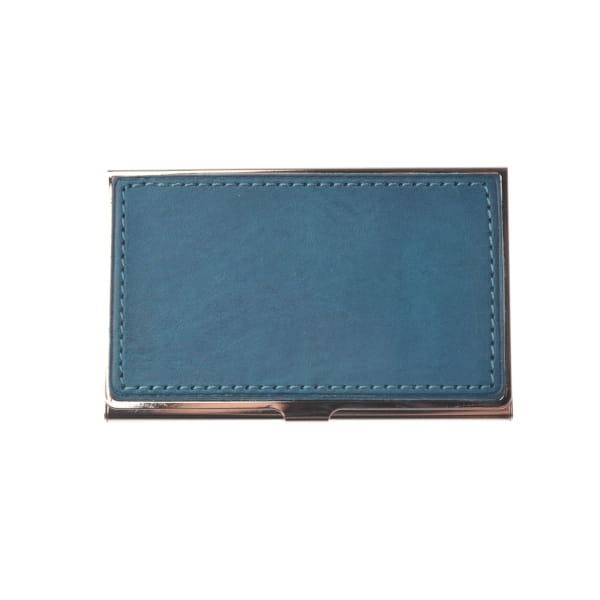 MB / ブラスカードケース(ブルー)