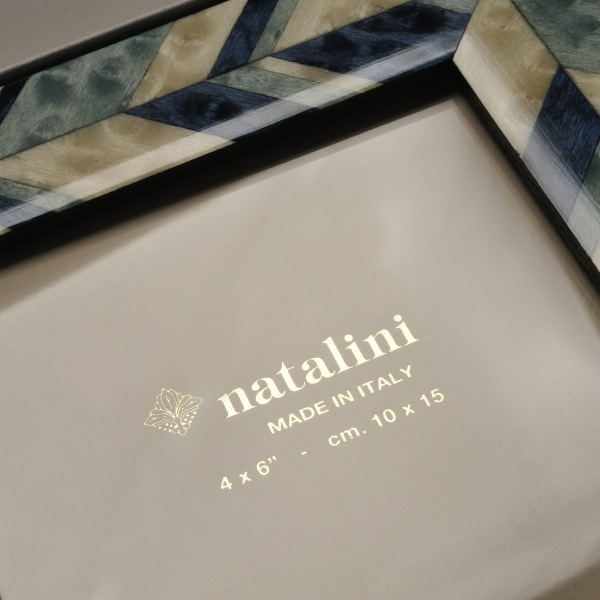 natalini / 象眼細工 フォトフレームL (ryo rosa)