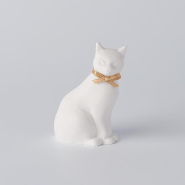 BALLON / アロマオーナメント (Cat/ゴールド/ユーカリ)
