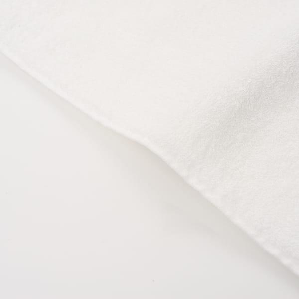 VIRI-DARI deserta / ソリッドフェイスタオル(ホワイト)