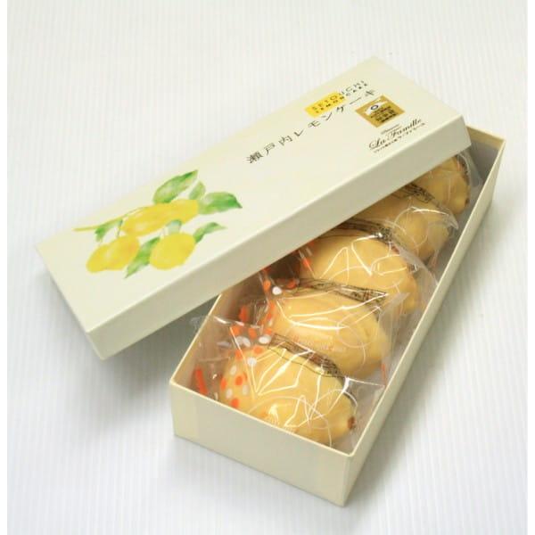 ラ・ファミーユ / 瀬戸内レモンケーキ 5個入