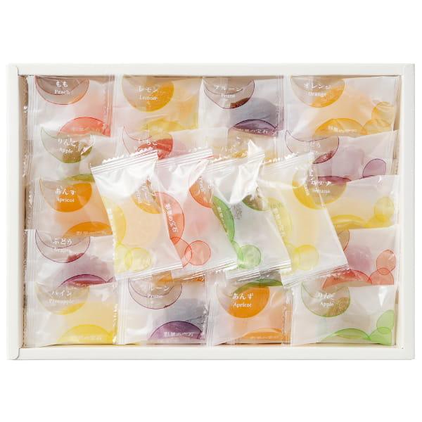 彩果の宝石 / フルーツゼリーコレクション15種50個*