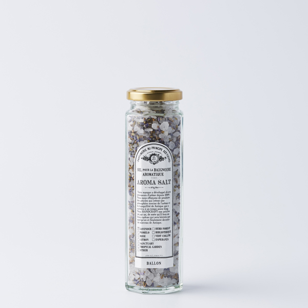 BALLON / アロマバスソルト ラベンダー [ボトル入り]