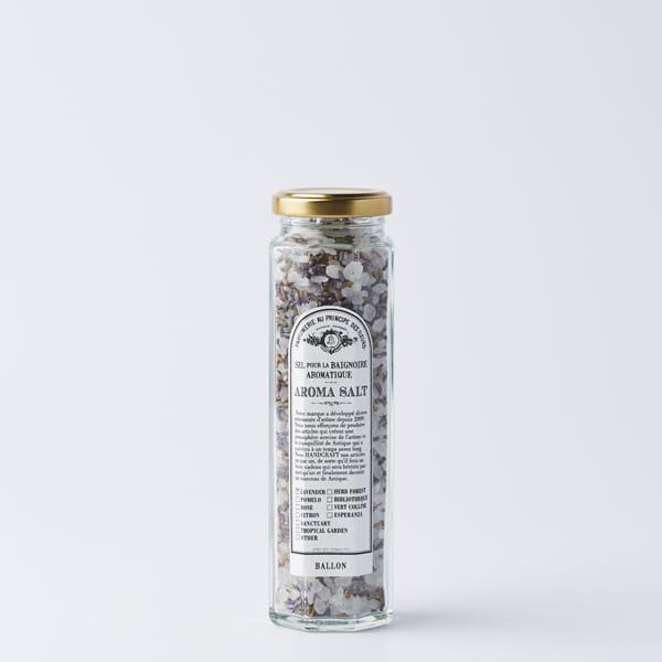 BALLON(バロン) アロマバスソルト ボトル入り ラベンダー
