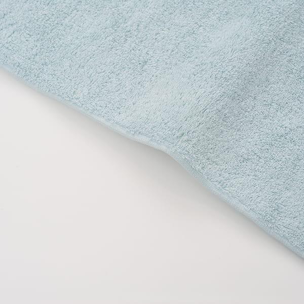 今治タオル COLOR BASICバスタオルセット(ライトブルー/グレー)