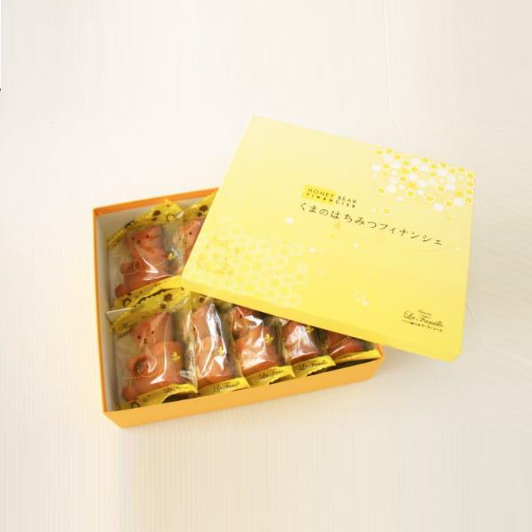 ラ・ファミーユ / くまの蜂蜜フィナンシェ 10個入