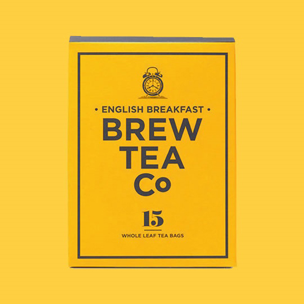 Brew Tea Co / イングリッシュブレックファースト TEA BAGS
