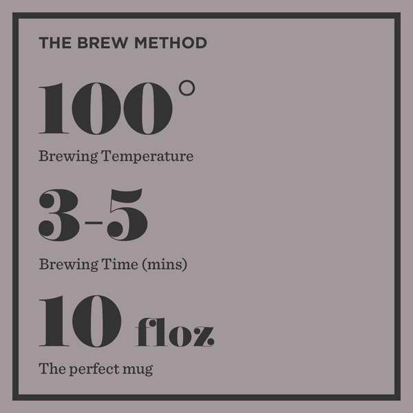 Brew Tea Co / アールグレイ TEA BAGS