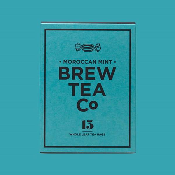Brew Tea Co / モロッカンミント TEA BAGS*