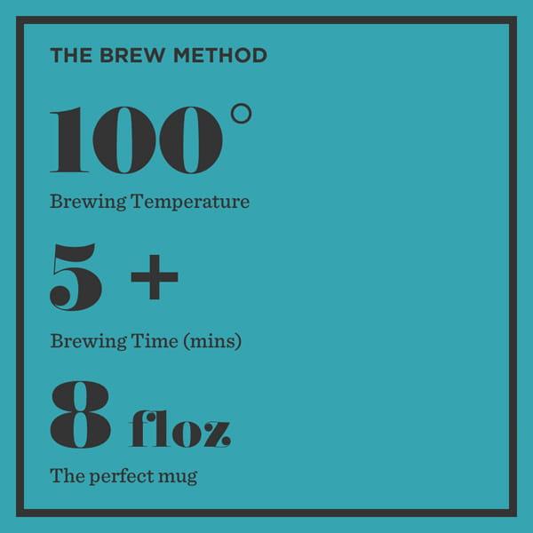 Brew Tea Co / モロッカンミント TEA BAGS