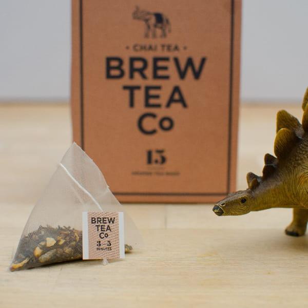 Brew Tea Co / チャイ TEA BAGS*