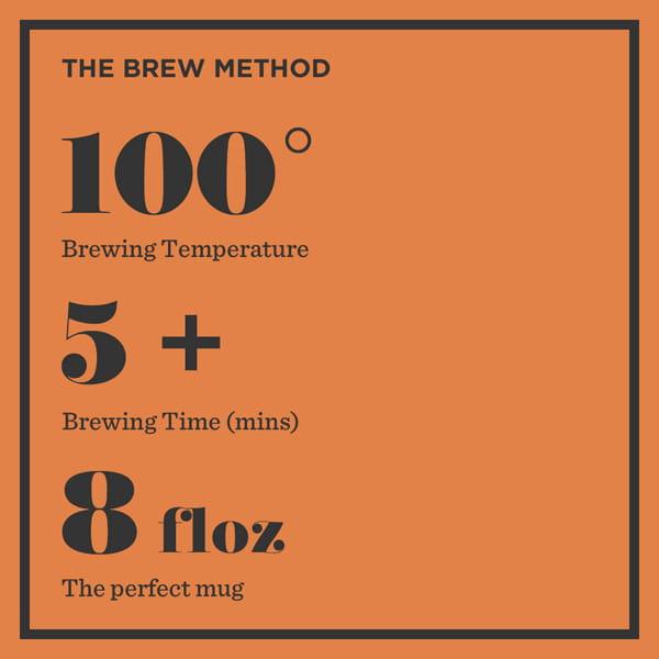 Brew Tea Co / レモンジンジャー TEA BAGS*