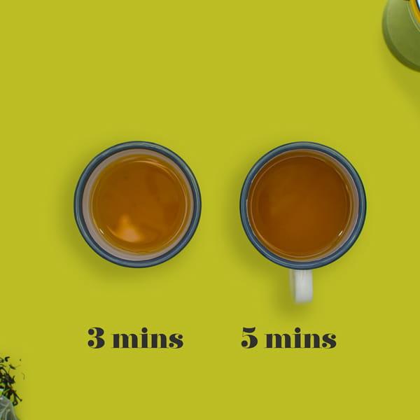 Brew Tea Co / グリーンティー TEA BAGS