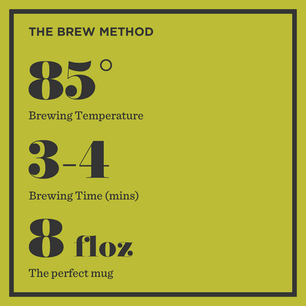 Brew Tea Co / グリーンティー TEA BAGS*