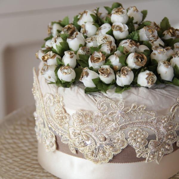LAcouche(ラクーシュ) ダイパーケーキ(おむつケーキ) Victorian