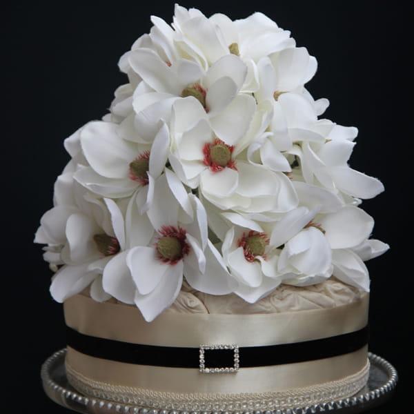 LAcouche(ラクーシュ) ダイパーケーキ(おむつケーキ) Magnolia
