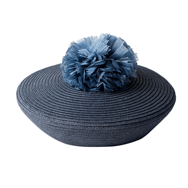 marlmarl / ベビーベレー帽(ルリ)