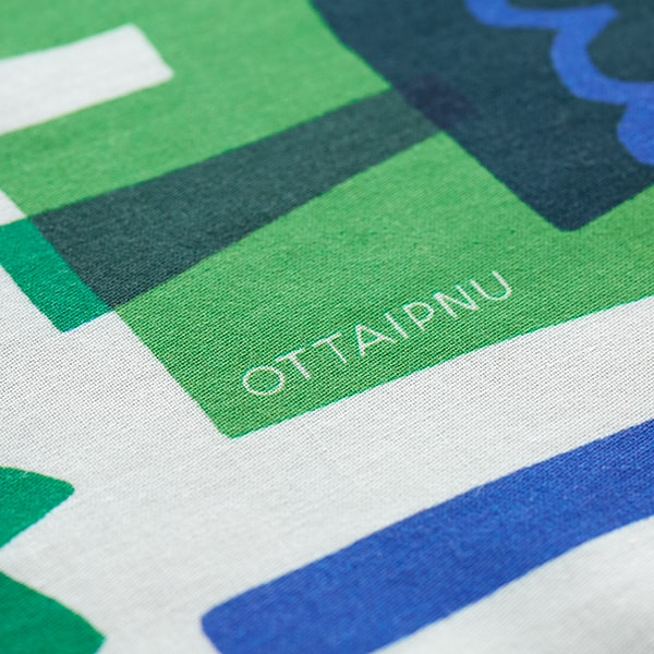 OTTAIPNU / ハンカチ ゾウ box入り