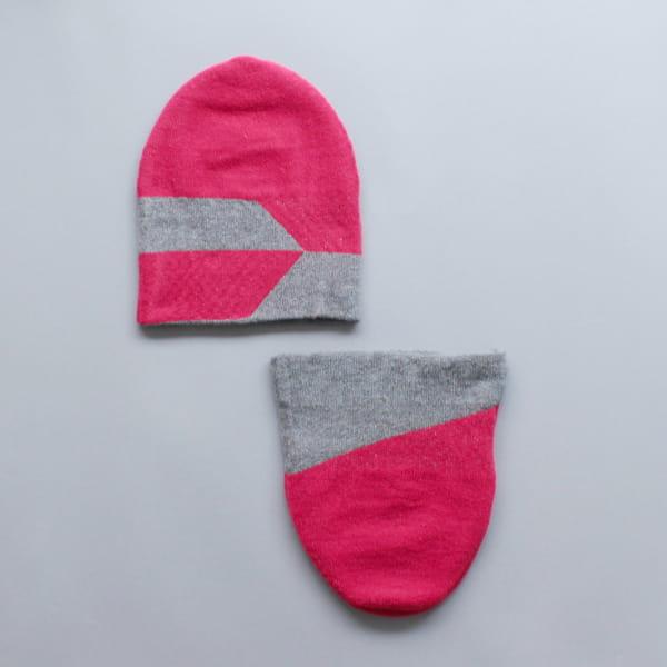 % / 帽子 (Red80%Gray20%)