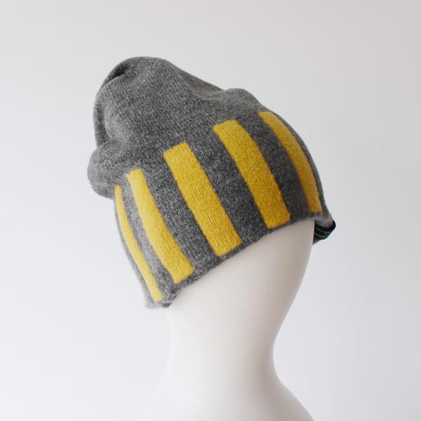% / 帽子 (Gray70%Navy30%)