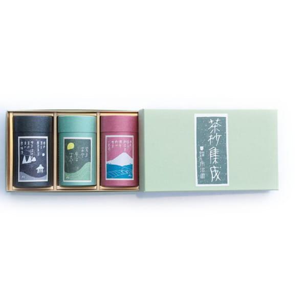宇治園 / 傳承尊名シリーズ 鹿児島茶・宇治古今・静岡茶