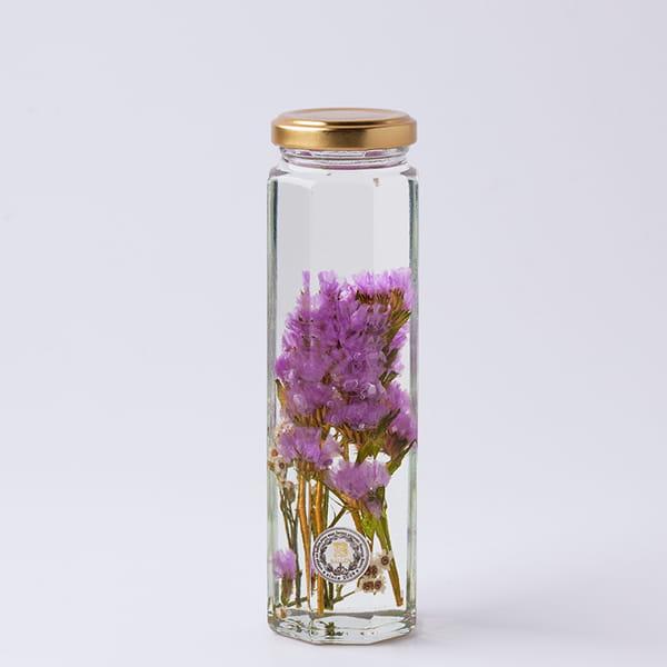 BALLON / ハーバリウム ギフトパッケージ付き Lavender