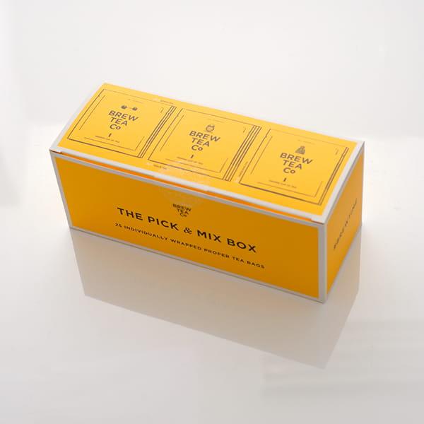 Brew Tea Co / ミックスボックス25コセット TEA BAGS