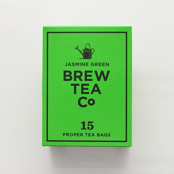 Brew Tea Co / ジャスミングリーン TEA BAGS