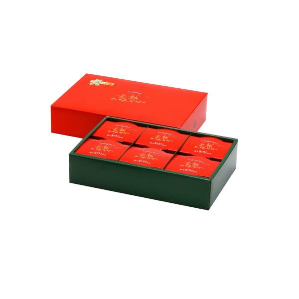 岡山県産まるごと完熟トマトゼリー6個入り*