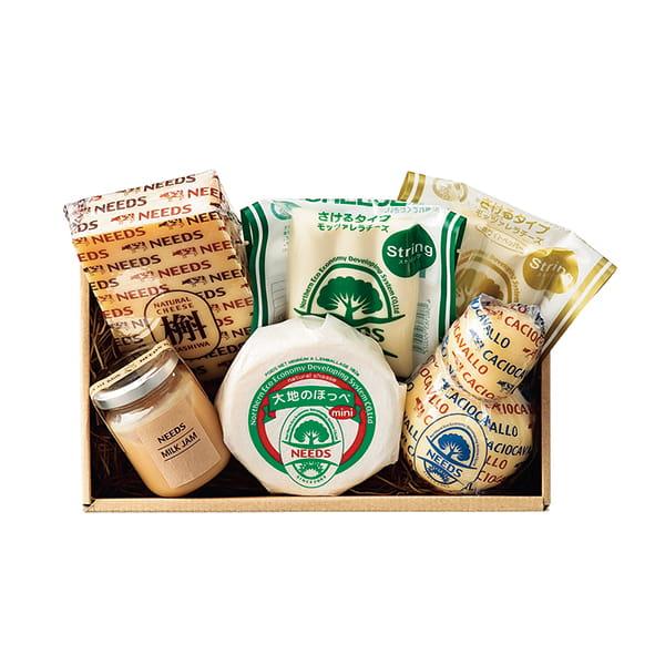 北海道・NEEDS / バラエティーセット チーズ*