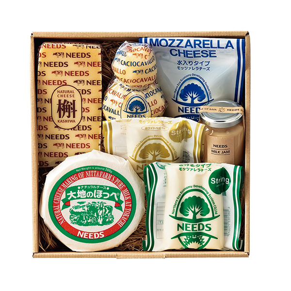 北海道・NEEDS / バラエティーセット チーズ